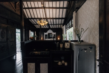 The Atelier - Kitchenette