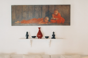 The Chalet - Artistic touch at every turn