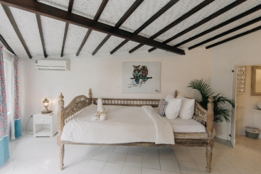 The Chalet - Bedroom three