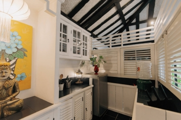The Chalet - Fully equipped kitchen