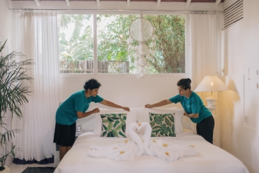 Sejoli Villas - Daily Housekeeping