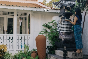 Sejoli Villas - Embracing the Hindu culture of Bali